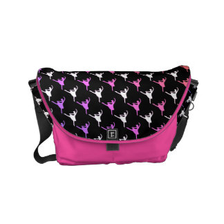 Tiny Dancer Messenger Bag