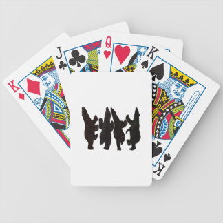 Tiny Dancers Bicycle Playing Cards