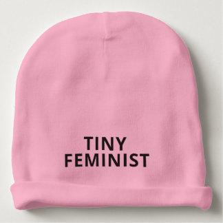 tiny feminist beanie baby beanie