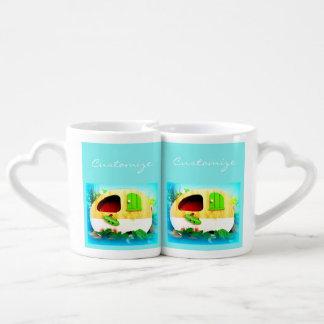 tiny gypsy  casa Thunder_Cove Coffee Mug Set