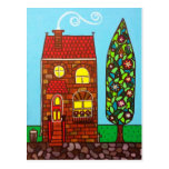 Tiny House Post Cards