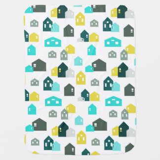 Tiny Houses Buggy Blanket