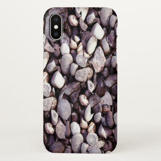 Tiny Pebbles iPhone X Case