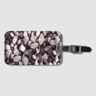 Tiny Pebbles Novelty Luggage Tag