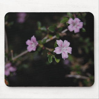 Tiny Pink Flowers Mousepad
