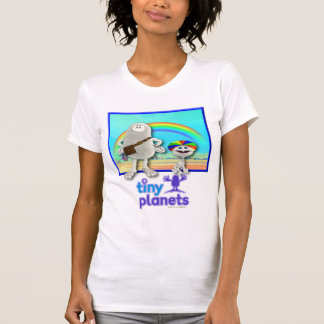 Tiny Planets - Making Rainbows T-Shirt