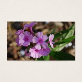 Tiny Purple Flowers - Business Business Card