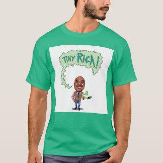 Tiny Rich Green T-Shirt