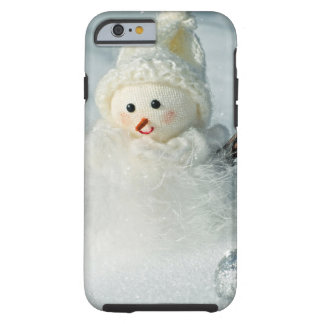 Tiny Snowman Tough iPhone 6 Case
