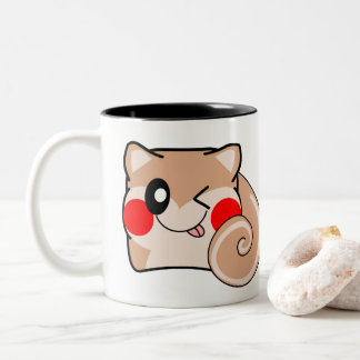 TIny Squirrel Mug