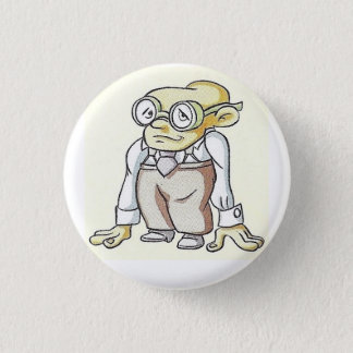 tiny stats 3 cm round badge