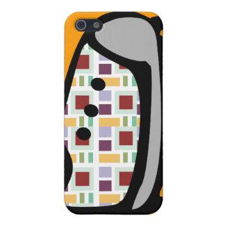 Tiny Tennie iPhone 5 Cases