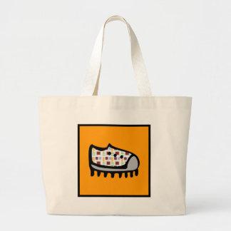 Tiny Tennie Jumbo Tote Bag