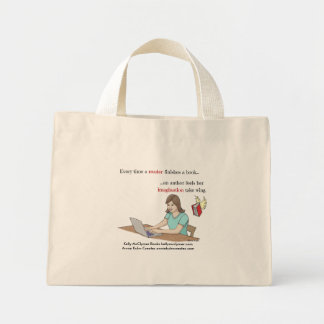 Tiny Tote Reader Bag