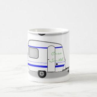Tiny trailer gypsy caravan Thunder_Cove any color Coffee Mug