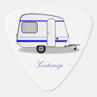Tiny trailer gypsy caravan Thunder_Cove any color Plectrum