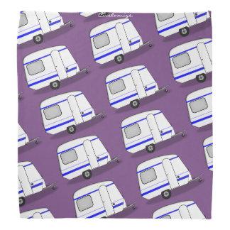 Tiny trailer gypsy caravan Thunder_Cove Bandana
