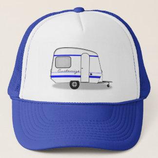 Tiny trailer gypsy caravan Thunder_Cove Trucker Hat