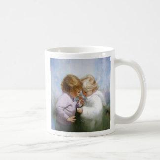 Tiny Treasures Classic White Coffee Mug