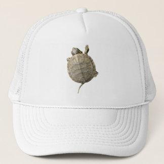 Tiny Turtle (Tortoise) Photo Trucker Hat