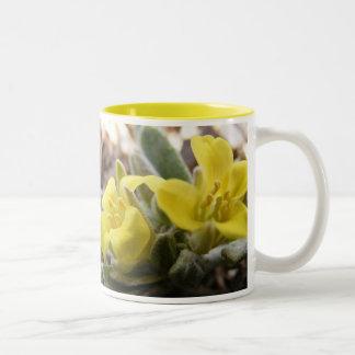 Tiny Yellow Wildflowers Mug