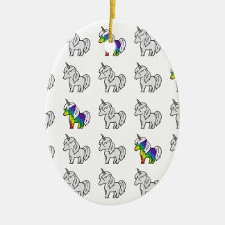 Tinycorn Ceramic Ornament