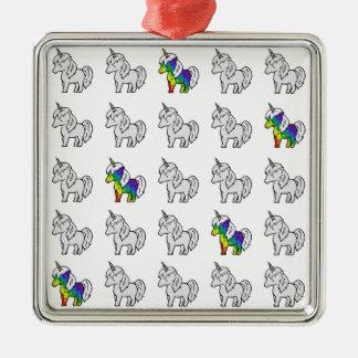 Tinycorn Metal Ornament