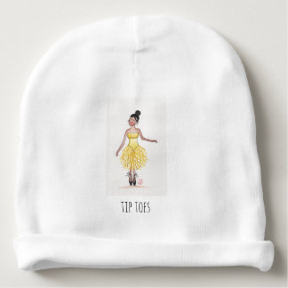 Tip Toes - Ballerina Baby Beanie