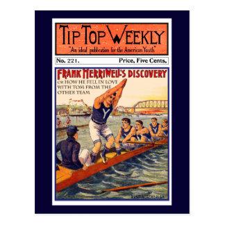 Tip Top Weekly Postcard