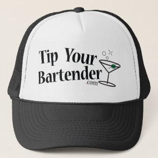 Tip Your Bartender Martini Hat