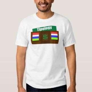 Tipology/Hospitality Reality T-shirts