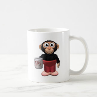 Tips Please Coffee Mug