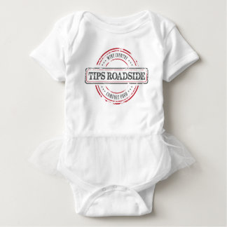 Tips Roadhouse Final Baby Bodysuit