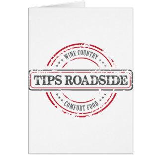 Tips Roadhouse Final Card