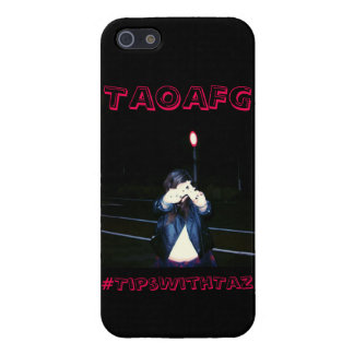 Tips With Taz Phone case iPhone 5/5S Covers