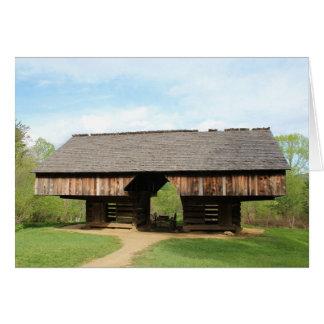 Tipton Barn Card