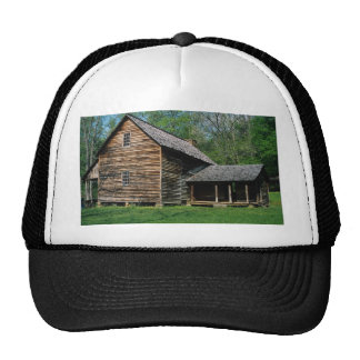 Tipton Place, Great Smoky Mountains National Park, Mesh Hats