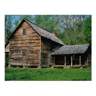 Tipton Place, Great Smoky Mountains National Park, Postcard