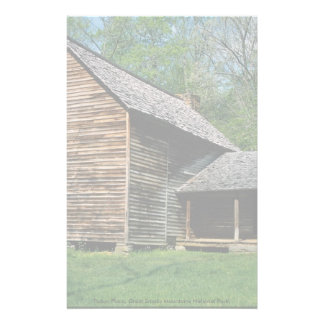 Tipton Place, Great Smoky Mountains National Park, Stationery Design