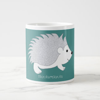 Tiquismiquis Hedgehog Large Coffee Mug
