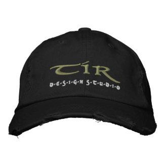 TÍR Design Studio logo hat