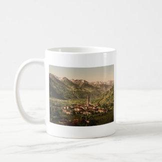 Tirano, Lombardy, Italy Basic White Mug
