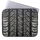 Tire Rubber Automotive Texture Decor Laptop Sleeve
