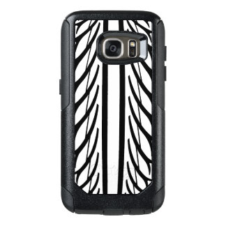 Tire Texture Abstract Pattern OtterBox Samsung Galaxy S7 Case