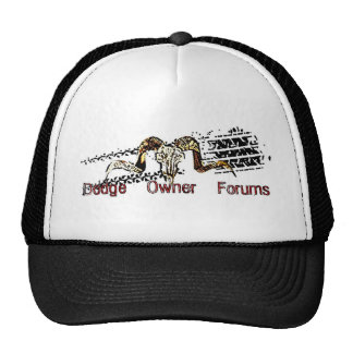 Tire Track Hat