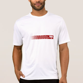 Tire Track T-Shirt