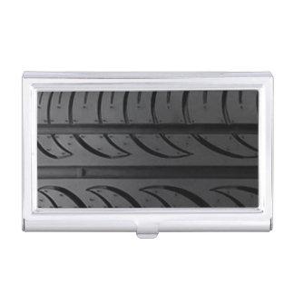 Tire Tread Business Card Case