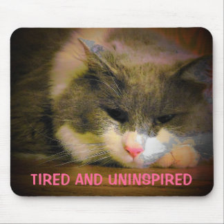 Tired and uninspired mousepads