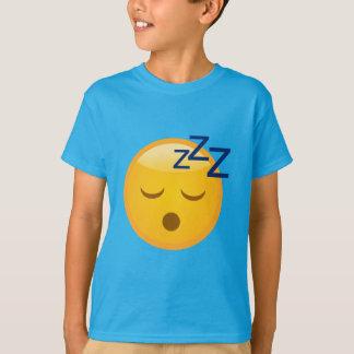 Tired Bedtime Emoji T-Shirt
