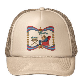 Tired Fifty 50th Birthday Gifts Cap